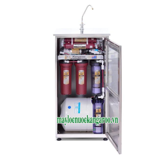 Hình ảnh máy lọc nước kg106 asen thế thệ mới