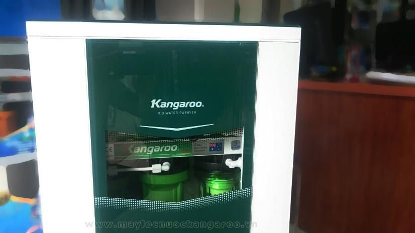 Mặt trước tủ Kangaroo Vertu